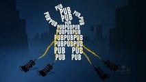 """Allociné TV - chaîne de télévision sur le cinéma, """"Jingles pub"""" - septembre 2011 - version longue, 28 jingles pub"""