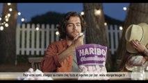 Born to run pour Haribo - bonbons Chamallows, «Vivez Chamallows» - juillet 2014