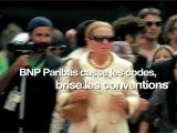 """BNP Paribas - banque - 2010 - """"Tournoi Wild Card BNP Paribas"""""""