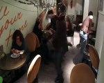 """Café Café - café,""""Harlem (milk) Shake by Café Café"""" - février 2013"""