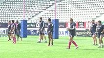 RUGBY - TOP 14 - 9e j. : Stade Français-Racing-Métro, plus qu'un derby