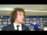 FOOT - L1 - PSG - David Luiz : «Engranger les points match par match»