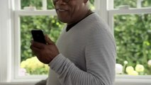 "Apple - téléphone mobile iPhone, ""Busy day, avec Martin Scorcese"" - juillet 2012 - Date Night, avec Samuel Lee Jackson"