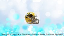 NCAA UCLA Bruins Speed Mini Helmet Review