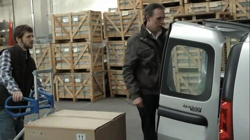 Dacia (Renault) - voiture Dacia Logan - décembre...