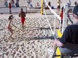 Cummins & Partners Australie pour Specsavers - opticien, «Volleyball, Rescue» - octobre 2014