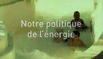 """Center Parcs - séjours - janvier 2009 - """"Rapprochons-nous"""", Notre politique de l'énergie"""