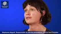 Caisse Nationale d'Allocations Familiales - site caf.fr - L'ARS par Stéphanie Abgrall, Resp. Service Prestations CAF Sud Finistère