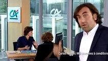 """Crédit Agricole, M6 - carte de crédit co-brandée Mozaïc - octobre 2009 - """"André Manoukian"""", teaser 3"""