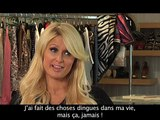 "Be (Lagardère Active) - magazine féminin Be - mars 2010 - ""Paris Hilton"", teaser ""Ready"""