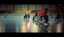 "Fédération Handisport - handibasket (basket en fauteuil roulant) - mars 2011 - ""New gravity"""