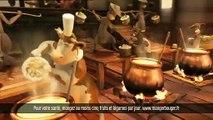"""La Vache qui rit (Groupe Bel) - fromage - avril 2010 - """"La Fabrique de La Vache qui rit"""", 20s"""