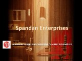 Executive Desks and Furniture Suppliers in Vadodara