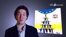 Européens sans frontières - lutte contre l'abstention aux élections européennes, «Rock the Eurovote» - mai 2014