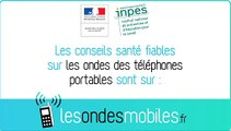"""INPES - informations sur les ondes mobiles - février 2011 - """"Les aventures de Mr. Gelulo et Mr. Avis"""""""