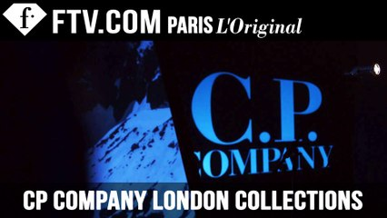 CP Company Fall/Winter 2015 | London Collectionss: Men | FashionTV
