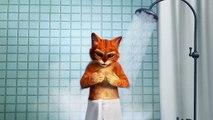 """Dreamworks - film de cinéma, """"Le Chat Botté parodie Old Spice"""" - septembre 2011"""