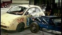 "Fiat - voiture Fiat - 2009 - ""Crash Test Panda"", Fiat car range"