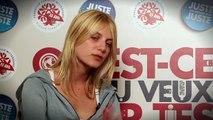 """Fondation France Libertés, Fondation Danielle Mitterrand - association pour la défense des droits humains, """"25 ans"""" - septembre 2011"""