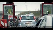 """Havas Paris pour McDonald's - restauration rapide, """"La petite monnaie"""" - janvier 2014 - péage tirelire"""
