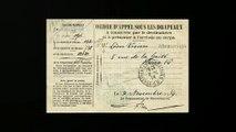 DDB Paris pour Musée de la Grande Guerre du Pays de Meaux - musée, «Facebook 1914, www.facebook.com/leon1914» - avril 2013