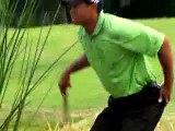 """EA Sports - jeux vidéo avec Tiger Woods - 2008 - """"Réponse à la vidéo d'un joueur au bug contenu dans le jeu Tiger Woods PGA Tour 08"""""""