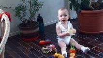 """Evian - eau minérale - juin 2009 - """"Baby Breakdance"""", """"Les bébés sont de retour"""""""