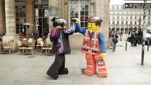 "FCinq pour Warner Bros France - film de cinéma, ""La grande aventure Lego"" - février 2014"