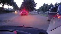 Voilà comment se règlent les bastons entre automobilistes en Belgique !