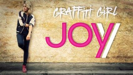 Joyy - Graffiti Girl (Lyrics Video)