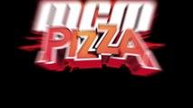 """MCM (Lagardère Active), Speed Rabbit Pizza - chaîne de télévision musicale, """"MCM Pizza, www.mcmpizza.com"""" - février 2012"""