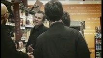 """Monoprix - supermarché - juin 2010 - """"Monoprix.fr"""", """"Laisse-nous faire"""", """"Le papier toilette, version courte"""""""