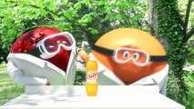 "Oasis (Orangina-Schweppes) - boisson aux fruits, ""FruiTV, parodie de vidéos viralesl"" - mai 2011 - ""Oasis + Mangos"""