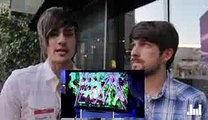 Smosh | Ian and Anthony Interview | E3 2013 | Alloy Digital After Party