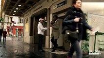 """Mairie de Paris - institution publique, """"Responsabilisation des usagers à la propreté des rues"""" - février 2013"""