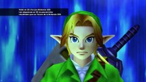 "Nintendo - console de jeu Nintendo 3DS, ""Zelda, avec Robin Williams et sa fille"" - juillet 2011"
