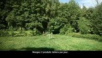 """Les Produits Laitiers (CNIEL) - produits au lait - septembre 2009 - """"Paf, paf, paf ! Le loup"""""""