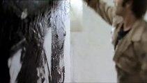 Le Peintre; artiste peinture noire; film long