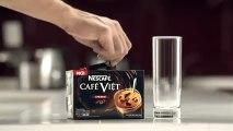 Publicis Vietnam pour Nescafé - café Nescafé Cafe Viet, «Nescafe blown away» - juillet 2014