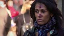 """Ni Putes Ni Soumises - lutte contre les violences faites aux femmes, """"Le happening de l'indifférence"""" - décembre 2012"""
