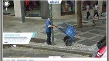 Ogilvy Paris pour Allianz France - «Allianz Real Life, http://real-life.allianz.fr» - mars 2014