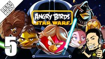Let's Play Angry Birds Star Wars - Episode 5 GamePlay