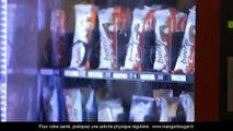 "Providence pour Kinder Bueno - barre chocolatée, ""Evil machine"" - mars 2014"