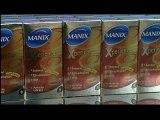 """Manix - préservatifs - 2008 - """"Etes-vous prêt pour autant de plaisir ?"""""""