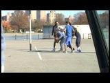 """Playstation - console de jeux PS3 - décembre 2009 - """"Basket"""""""