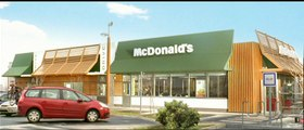 """McDonald's - restauration rapide - mai 2010 - """"Oubli"""", """"Venez comme vous êtes"""""""