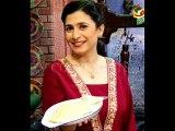 Food Diaries by Chef Zarnak , Corn Bread , Maida Barfi Recipe on Masala Tv , 12th January 2015
