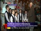 Corul bărbătesc din Finteușu Mare păstrează vii colindele de Crăciun din Maramureș. E o emblemă pentru satul maramureșean. S-a născut o dată cu România Mare, iar primul concert a avut loc chiar pe 1 decembrie 1918.