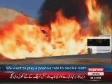 KARACHI  accident - DNA facility is not available in Karachi