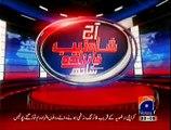 Aaj Shahzaib Khanzada Ke Saath ~ 13th January 2015 - Pakistani Talk Shows - Live Pak News